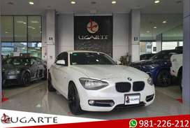 BMW 114 I 2012 2013 JC UGARTE IMPORT SAC