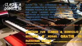 clases de piano clasico colina
