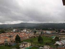 Hermoso apto con espectacular vista al verde de Chía y la Sabana de Bogotá
