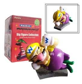 Mario Bros Figura Wario Colección Juguetes Didácticos