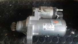 Motor de arranque original Volskwagen 1.6 16v MSI. (gol, polo, suran, fox, etc.)