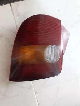 Faro trasero derecho Fiat palio 1