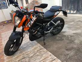 Ktm duke 200 año 2013 abs