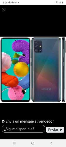 Se vende celular samsung  a 31 s con solo 20 días de comprado