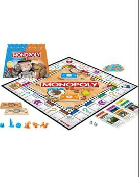 MONOPOLY CATS VS DOGS