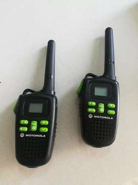 Intercomunicadores Motorola