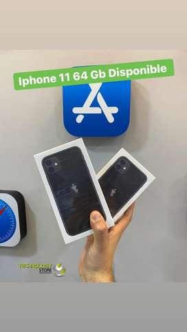 Iphone 11 de 64 gb nuevo