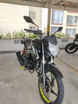 VENTA MOTO AKT CR4 125
