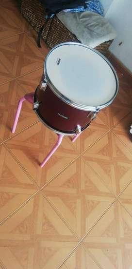bombo de bateria musical