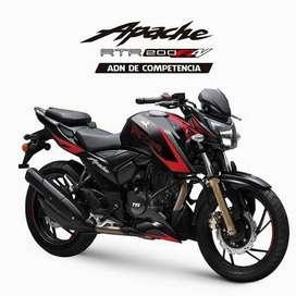 APACHE 200FI