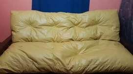 Vendo colchón de futón.