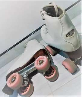 vendo patines semiprofesionales usados