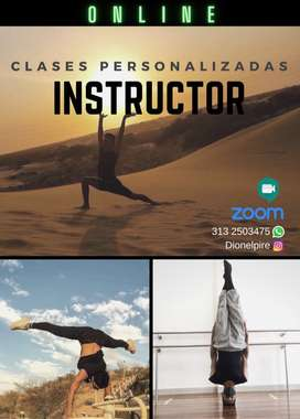CLASES YOGA/PILATES/DANZA/BALLET