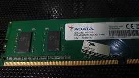 Memoria Ram Ddr4 4gb 2400ghz Intel Ryzen
