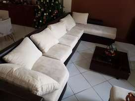 Muebles de sala (negociable)
