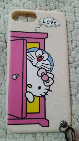Hello Kitty Case para iPhone 6 6s 7 Plus