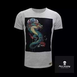 Camisetas con diseños limitados