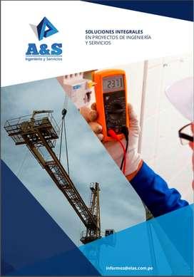 electricista, servicios generales, automatizacion industrial.