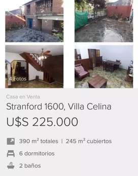 Casa en venta dueño directo VILLA CELINA