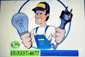 Electricista Matriculado Dci