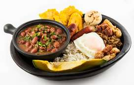 comida típica colombiana