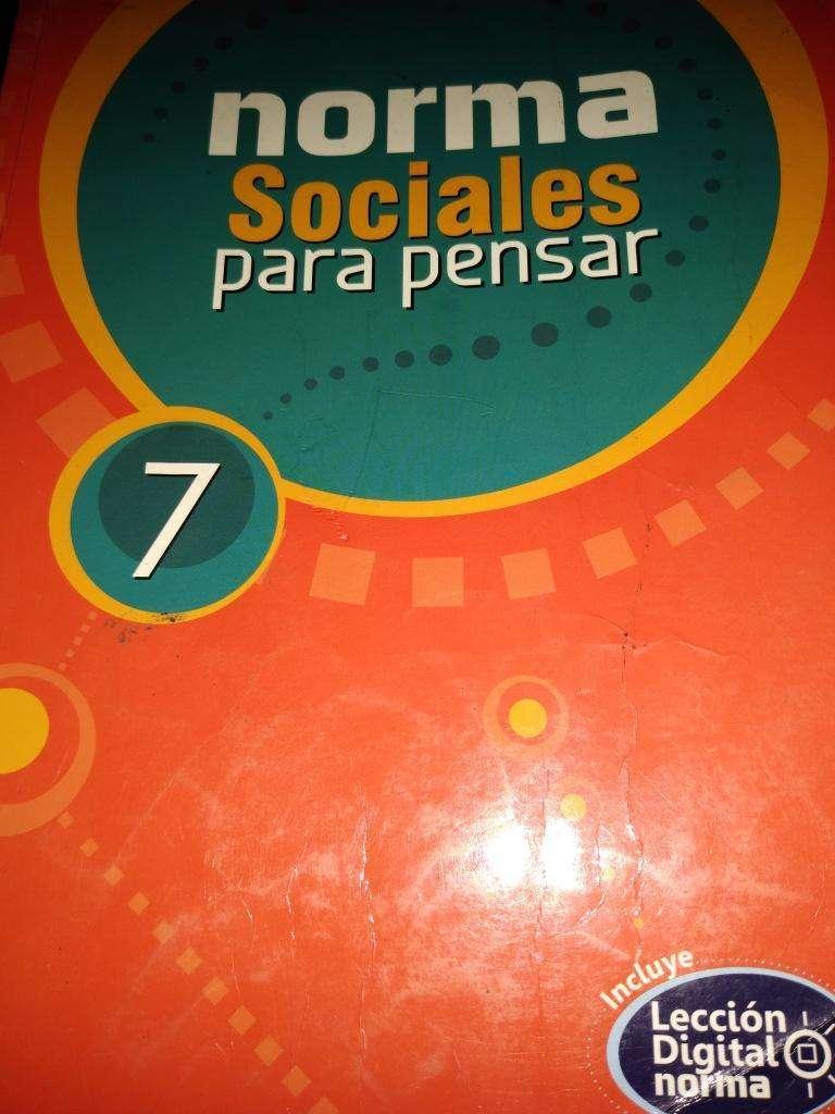 Sociales para Pensar 7 Usado 0