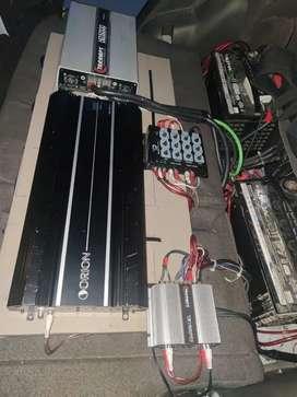 Amplificador orion XTR 4000