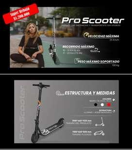 Pro Scooter nuevo
