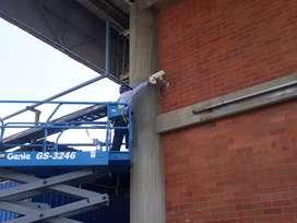 Servicio de instalación y mantenimiento de cámara de seguridad (cctv)y todo lo relacionado con alarmar (sca)