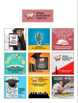 Profesionales Asistentes de (Ensayos, Monografias, Discusión Científica, Normas Apa)