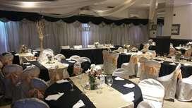 Bar Bat Mitzvá Bautismos 15 Años Casamientos Salones de Fiestas Flores Capital Federal