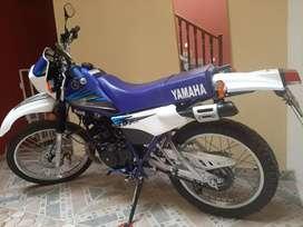 Vendo o cambio Yamaha DT 125 modelo 2007