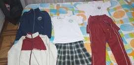 Venta uniforme colegio la asuncion Manizales, talla 14