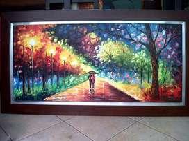 cuadros modernos oleo sobre lienzo