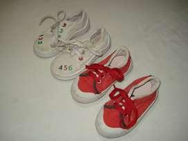 calzado de nene usado n.23 (X2)