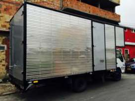 Mudanzas y camiones acondicionados trasteos acarreos