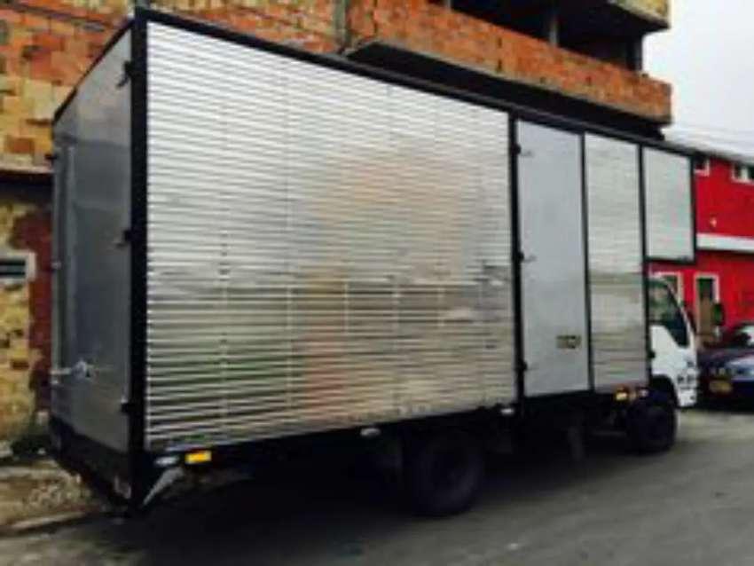 Mudanzas y camiones acondicionados trasteos acarreos 0