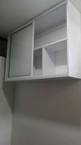 Gabinetes para Cocina Aluminio,madera Et
