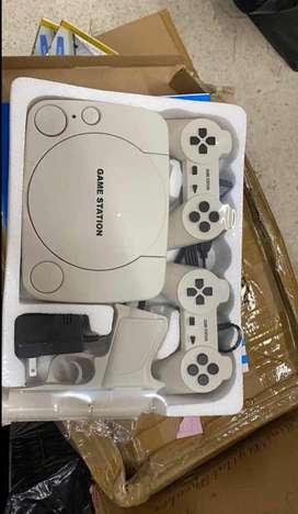 Vendo consola Game Station con 10000 juegos NUEVOS DOMICILIOS