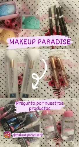 Maquillaje de calidad a muy buen precio - Makeup paradise