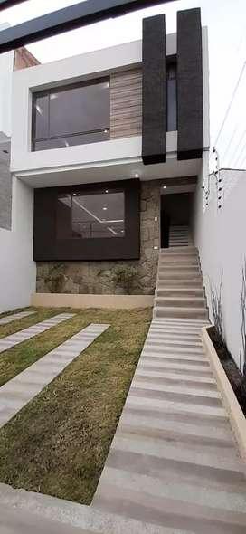 Casa / villa  x estrenar sector las pencas -av. Del tejar. Con acabados de lujo