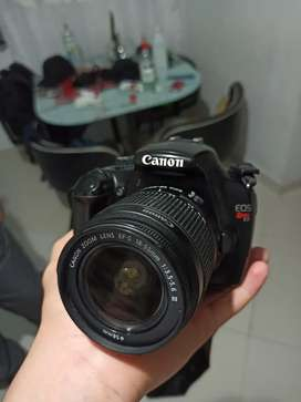 Cámara Canon EOS REBEL T3