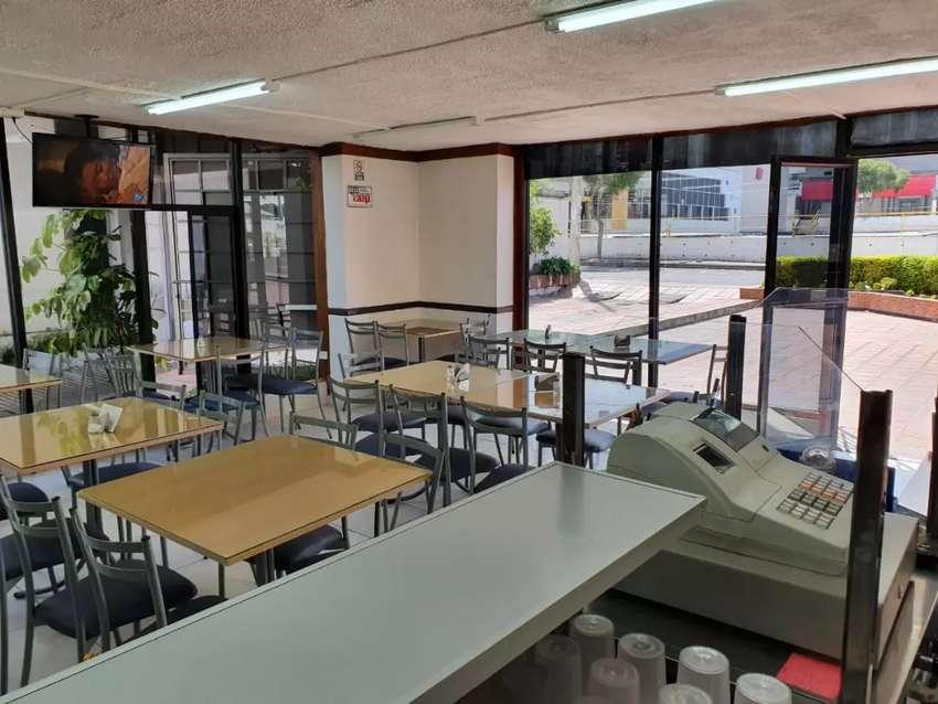 Vendo / Venta Restaurante sector Carolina, Naciones Unidas, Amazonas 0
