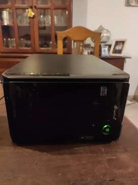 Mini PC de escritorio (sin monitor, ni periféricos)