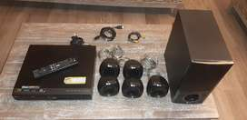 Reproductor Dvd con Estéreo Lg.
