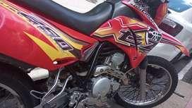Vendo moto xtz 250