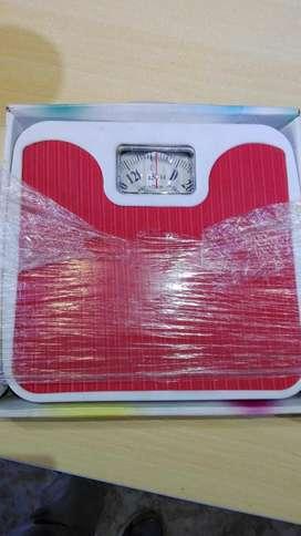 Balanza de baño mecánica Health Scale