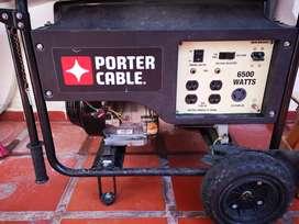 Excelente generador eléctrico Porter Cable
