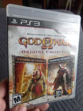 God Of War Remastered en Hd