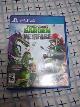 Videojuego Plants vs Zombies Garden Warfare